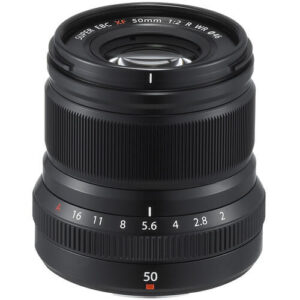 Fujinon Lens XF 50MM F2 Black 1