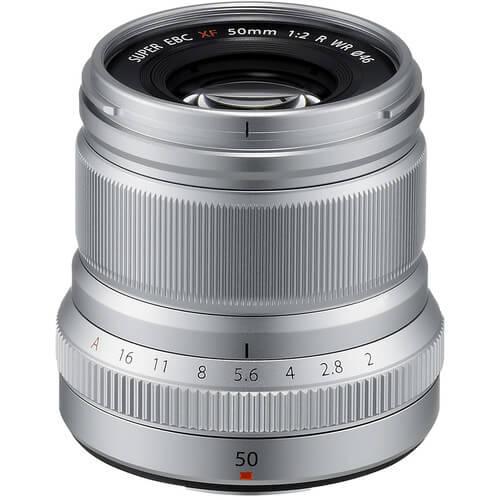Fujinon Lens XF 50MM F2 Silver 1