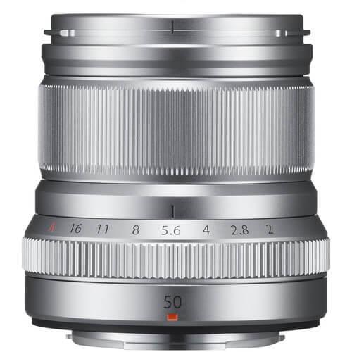 Fujinon Lens XF 50MM F2 Silver 2