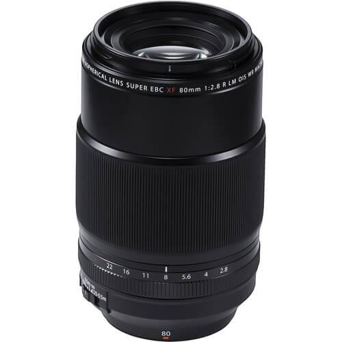 Fujinon Lens XF 80mm f2 R LM OIS WR Macro 1