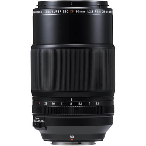 Fujinon Lens XF 80mm f2 R LM OIS WR Macro 2