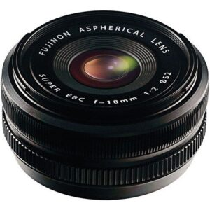 Fujinon LensXF 18mm f2 R Lensr 1