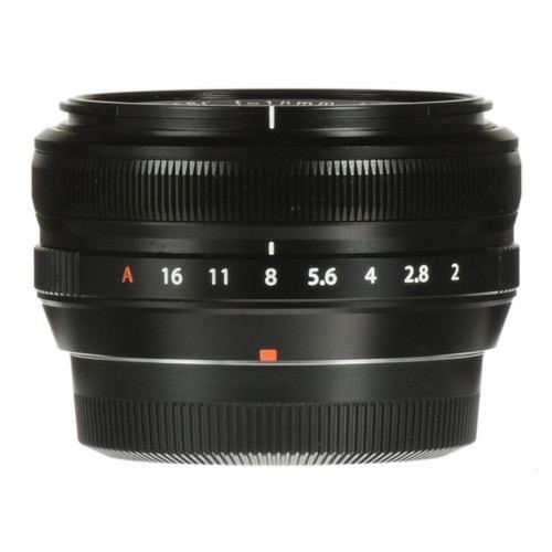 Fujinon LensXF 18mm f2 R Lensr 2