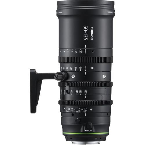 Fujinon MKX 50 135MM For Fuji 5