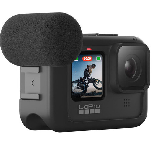 GoPro Media Mod for HERO9 Black 3