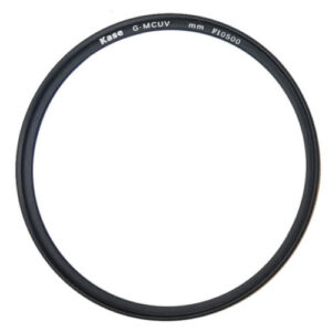 KASE G MCUV Gold Ring Multilayer Coating UV Lens Filter 3