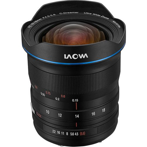 Laowa Venus Optics 10 18mm f45 56 FE Zoom Lens 1