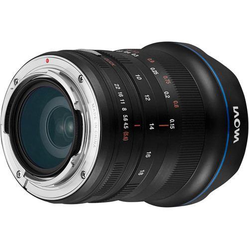 Laowa Venus Optics 10 18mm f45 56 FE Zoom Lens 5