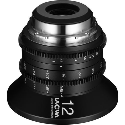 Laowa Venus Optics 12mm T29 Zero D Cine Lens 2