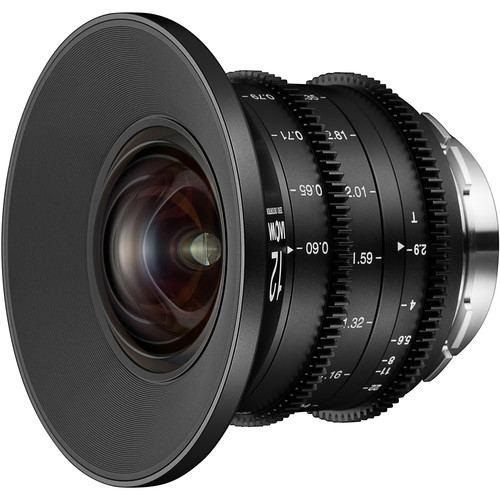 Laowa Venus Optics 12mm T29 Zero D Cine Lens 4