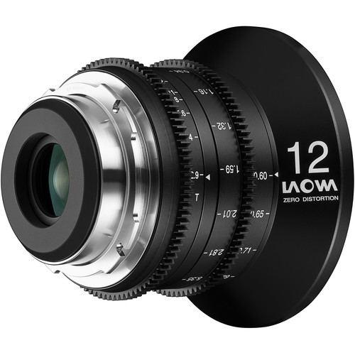 Laowa Venus Optics 12mm T29 Zero D Cine Lens 5