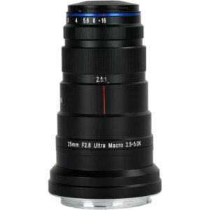 Laowa Venus Optics 25mm f28 25 Macro Lens 1