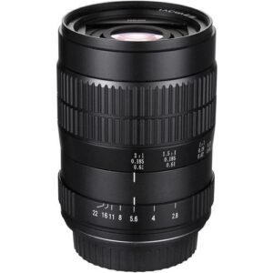 Laowa Venus Optics 60mm f28 Macro Lens 1