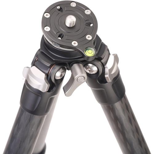 Leofoto LS 284CEX Ranger Series Carbon Fiber Tripod 5
