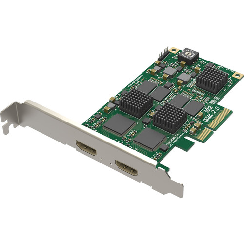 Magewell Pro Capture Dual HDMI Card 1