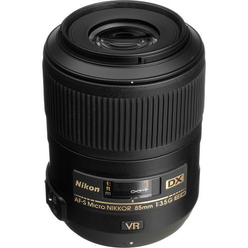 Nikon AF S DX Micro NIKKOR 85mm f3.5G ED VR Lens 6