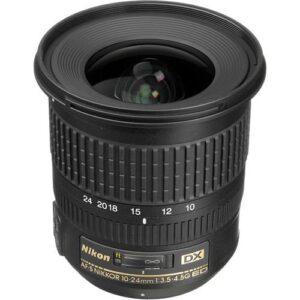 Nikon AF S DX NIKKOR 10 24mm f3.5 4.5G ED Lens 1