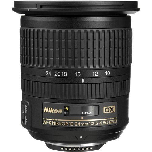 Nikon AF S DX NIKKOR 10 24mm f3.5 4.5G ED Lens 2