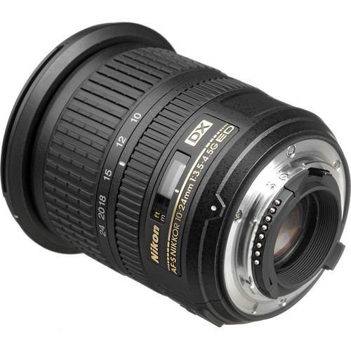 Nikon AF S DX NIKKOR 10 24mm f3.5 4.5G ED Lens 5