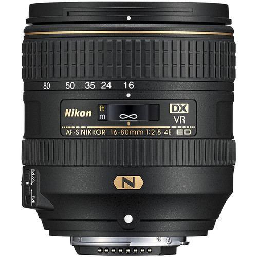 Nikon AF S DX NIKKOR 16 80mm f2.8 4E ED VR Lens 5