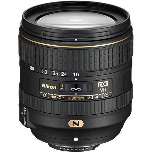 Nikon AF S DX NIKKOR 16 80mm f2.8 4E ED VR Lens 6