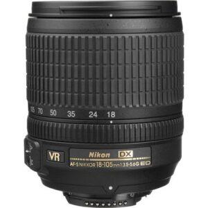 Nikon AF S DX NIKKOR 18 105mm f3.5 5.6G ED VR Lens 4