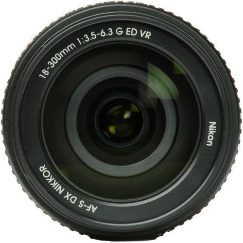 Nikon AF S DX NIKKOR 18 300mm f3.5 6.3G ED VR Lens 3