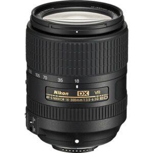 Nikon AF S DX NIKKOR 18 300mm f3.5 6.3G ED VR Lens 4