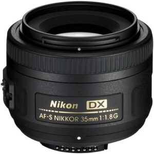 Nikon AF S DX NIKKOR 35mm f1.8G Lens 2