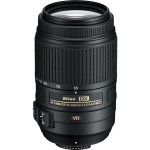 Nikon AF S DX NIKKOR 55 300mm f4.5 5.6G ED VR Lens 1