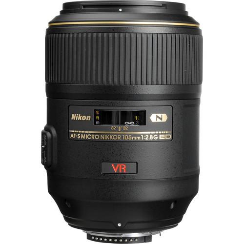 Nikon AF S Micro NIKKOR 105mm f1.4E ED Lens 1