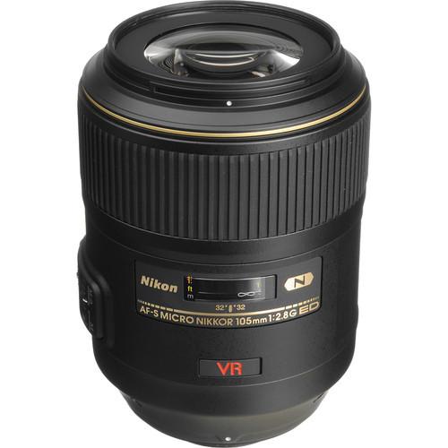 Nikon AF S Micro NIKKOR 105mm f1.4E ED Lens