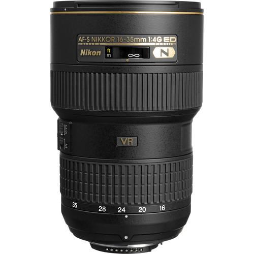 Nikon AF S NIKKOR 16 35mm f4G ED VR Lens 5