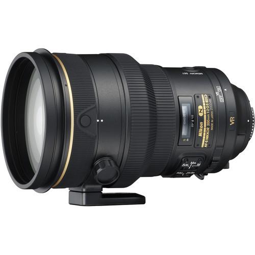 Nikon AF S NIKKOR 200mm f2G ED VR II Lens 6