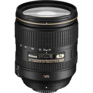Nikon AF S NIKKOR 24 120mm f4G ED VR Lens 5