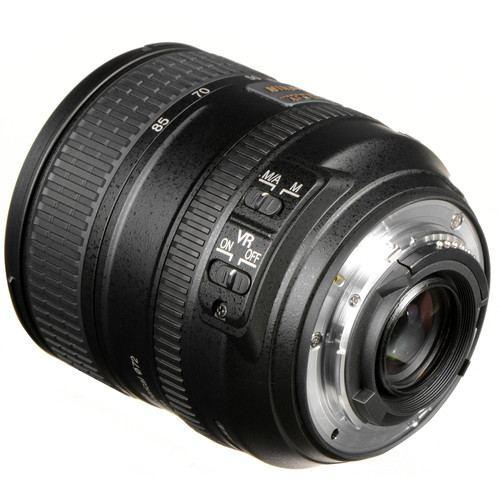 Nikon AF S NIKKOR 24 85mm f3.5 4.5G ED VR Lens 4