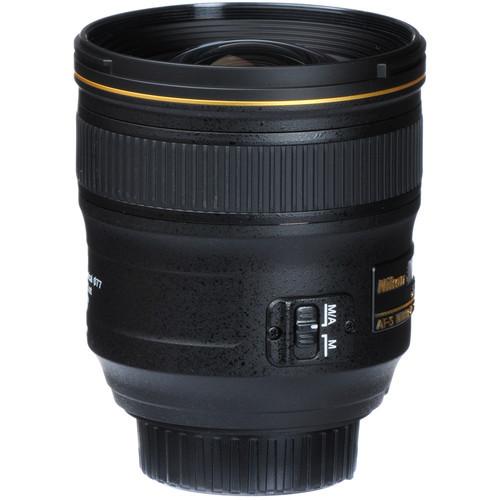 Nikon AF S NIKKOR 24mm f1.4G ED Lens 2