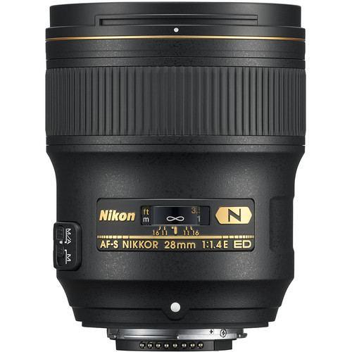 Nikon AF S NIKKOR 28mm f1.4G Lens 2