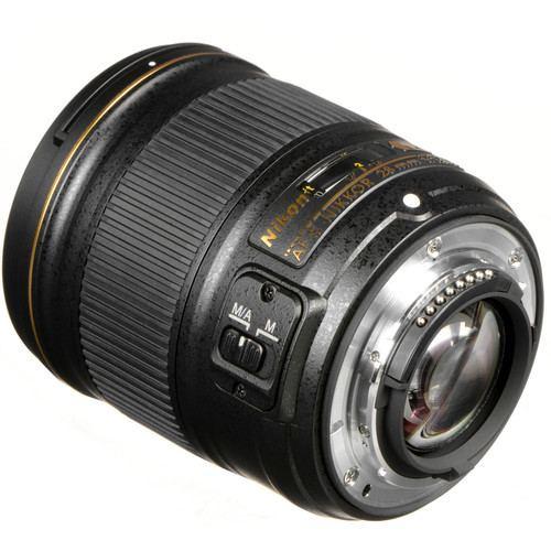 Nikon AF S NIKKOR 28mm f1.8G Lens 1