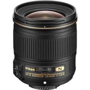 Nikon AF S NIKKOR 28mm f1.8G Lens 3