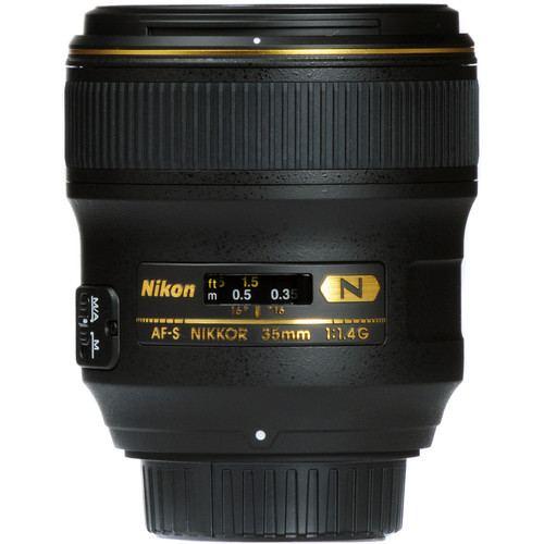 Nikon AF S NIKKOR 35mm f1.4G Lens 3