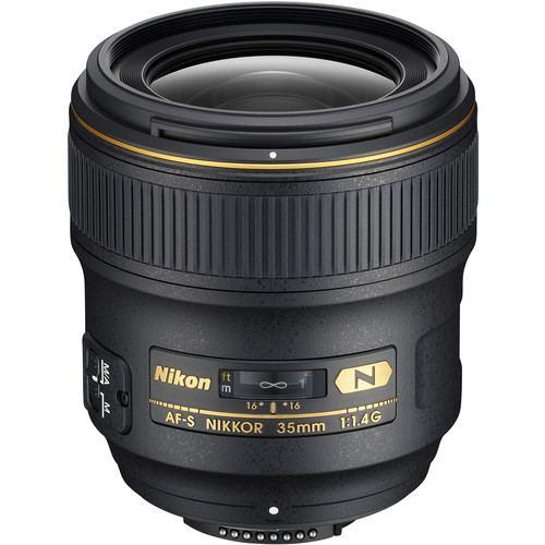Nikon AF S NIKKOR 35mm f1.4G Lens 5