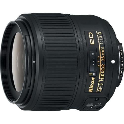 Nikon AF S NIKKOR 35mm f1.8G ED Lens