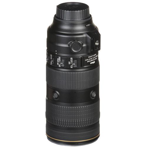 Nikon AF S NIKKOR 70 200mm f2.8E FL ED VR Lens 2