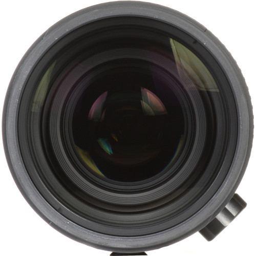 Nikon AF S NIKKOR 70 200mm f2.8E FL ED VR Lens 4