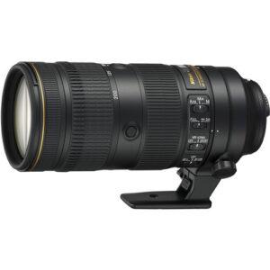 Nikon AF S NIKKOR 70 200mm f2.8E FL ED VR Lens 5