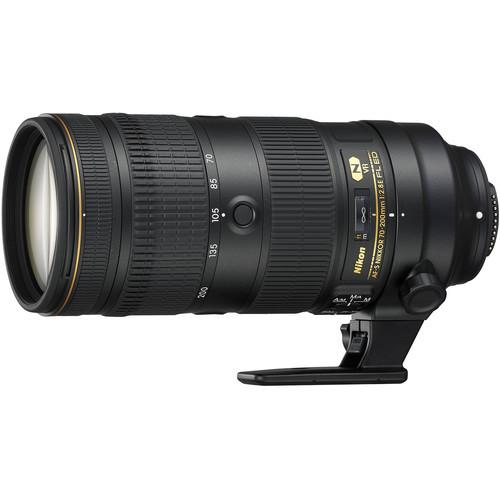 Nikon AF S NIKKOR 70 200mm f2.8E FL ED VR Lens 6