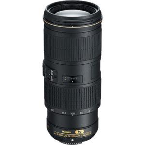 Nikon AF S NIKKOR 70 200mm f4G ED VR Lens 3