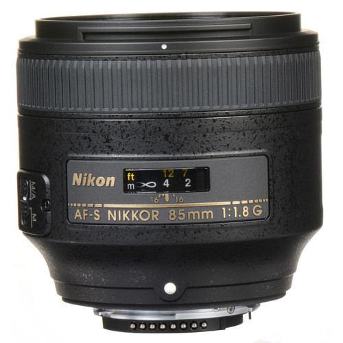 Nikon AF S NIKKOR 85mm f1.8G Lens 1