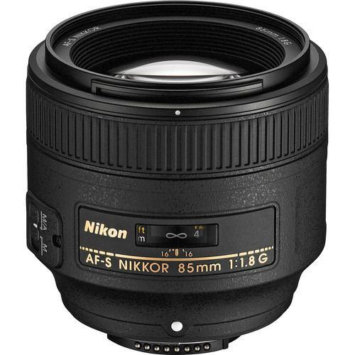Nikon AF S NIKKOR 85mm f1.8G Lens 2